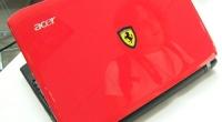 Ohlášen Acer Ferrari One – netbook na platformě AMD Congo