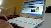 NorhTec The Gecko Edubook – netbook na AA baterie