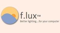 F.lux: šetřete své oči