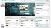 Asus spouští App Store pro netbooky