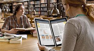 Kno – dvojitý tablet pro studenty